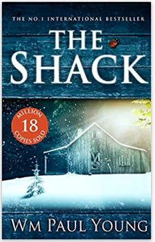The cover of The Shack, a book by William Paul Young